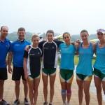 The 2013 SA Girls Team in S.Korea